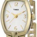 TIEX5|#Timex Timex Damen-Armbanduhr XS Analog Edelstahl beschichtet T2N824 B0073OUYKM