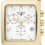 Elysee Damen-Armbanduhr Analog Edelstahl beschichtet 13194 B006CF04TO
