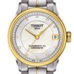 Tissot T-Classic Luxury Automatic COSC Chronometer T086.208.22.116.00 B00DG9LOAW