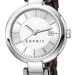 Esprit Damen-Armbanduhr XS Analog Quarz Leder ES107632008 B00H51LVOG