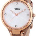 Fossil Damen-Armbanduhr Analog Quarz ES3151 B0096AXXBI