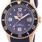 Ice-Watch Unisex-Armbanduhr Style dark night Analog Quarz Silikon IS.DAR.U.S.13 B00FYHT34S