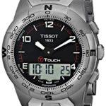 Tissot Herren-Armbanduhr T-Touch II Edelstahl T0474204405700 B004S9J1WC