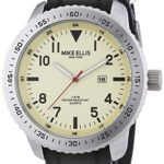 Mike Ellis New York Herren-Armbanduhr XL Analog Quarz 17986B B00H8VGC3I