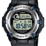 Casio Baby-G Damen-Armbanduhr Digital Quarz BG-3002V-1ER B001E007EE