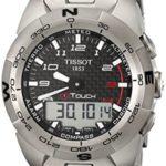 Tissot Herren-Armbanduhr T-Touch Expert Analog Quarz T0134204420200 B0029SJ3ZE