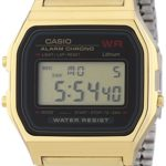 Casio Collection Herren-Armbanduhr Digital Quarz A159WGEA-1EF B005FEY47Q