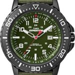 Timex Herren-Armbanduhr XL Expedition Uplander Analog Quarz Plastik T49944D7 B00CYZO6U4