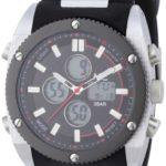 MC Timetrend Herren-Armbanduhr Analog – Digital Quarz Kunststoffband 26345 B0056XK786