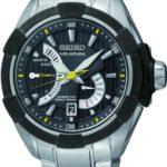 Seiko Herren-Armbanduhr XL Analog Automatik Edelstahl SRH015P1 B00GGMQQAY