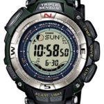 Casio Sport Unisex-Armbanduhr Pro-Trek-Funk-Solar-Kollektion Digital Quarz PRW-1500-1VER B0013XX33Y