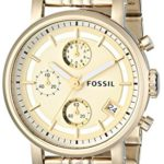 FOSSIL Damenarmbanduhr Ladies Dress ES2197 B001RTS2G2