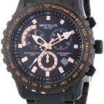 Mike Ellis New York Herren-Armbanduhr XL Chronograph Quarz Edelstahl 17987/1 B00HCBCXKA