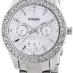 Fossil Damen-Armbanduhr Ladies Dress Analog Quarz ES2860 B004JLMIS8