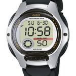 Casio Unisex-Armbanduhr CASIO COLLECTION Digital Quarz (One Size, weiß) B00MLIAP8G