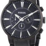 Fossil Herren-Armbanduhr XL Chronograph Quarz Edelstahl FS4778 B00B4VRFM0