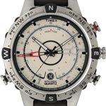 Timex Herren-Armbanduhr Expedition Leder braun T2N721 B000NIR50C