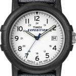 Timex Expedition Unisex-Armbanduhr Timex Expedition  Camper Analog Nylon T49713 B00284C9U0