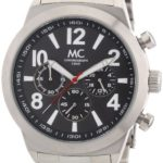 MC Timetrend Herren-Armbanduhr Chronograph Quarz komplett Edelstahl 26309 B001RCUF2I