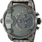 Diesel Herren-Armbanduhr XL SBA Chronograph Quarz Edelstahl beschichtet DZ7263 B009MQUXPU