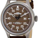TIEX5|#Timex Timex Herren-Armbanduhr XL Vintage Military Field Analog Leder T49874D7 B0073RIFF0
