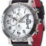 Detomaso Classic Herren-Chronograph Rimini Quarz DT1002-B B004JZYKN0
