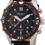 Mike Ellis New York Herren-Armbanduhr XL Chronograph Quarz 17988/2 B00HCBCXLE