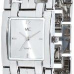 MC Timetrend Damen-Armbanduhr Analog Quarz Metallband 18574 B000NRQYLE
