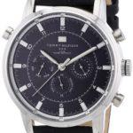 Tommy Hilfiger Watches Tommy Hilfiger Herren-Armbanduhr City Classic XL Analog Quarz Leder 1790875 B008U7J704