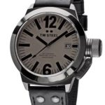 TW Steel Unisex-Armbanduhr CEO Swiss Edition Analog Quarz Leder TWCE1051 B009DFT5TA