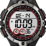 Timex Herren-Armbanduhr XL Lap Timer Sportchronographen Digital Kautschuk T5K4234E B003LPM6J4