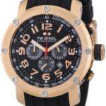TW Steel Herren-Armbanduhr XL Tech Chronograph Quarz Kautschuk TW131 B003DWYU76
