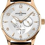 Jacques Lemans Herrenuhr London 1-1827F B00KIJ8RG2