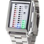 Detomaso Herren-Armbanduhr Spacy Timeline Trend Quarz G-30723A B0036ZBTK6