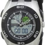 MC Timetrend Herren-Armbanduhr Analog – Digital Quarz Kunststoff 34206 B006O4HGR6