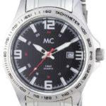 MC Timetrend Herren-Armbanduhr Analog Quarz komplett Edelstahl 26635 B0056XK6Q4