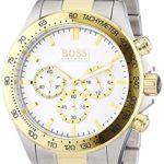 Hugo Boss Herren-Armbanduhr XL Chronograph Quarz Edelstahl 1512960 B00HCJX55E