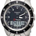 Tissot Herren-Armbanduhr XL T-Touch Expert Analog – Digital Quarz Titan T013.420.44.057.00 B002HHGF5I
