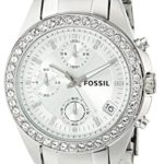 FOSSIL  Damen Chronograph Ladies Dress ES2681 B003RUFJE2