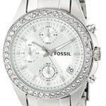 FOSSIL  Damen Chronograph Ladies Dress ES2681 B003RUFJE2