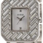 Guess Damen-Armbanduhr Ladies Jewelry Analog Quarz W0126L1 B00BLQZGZ6