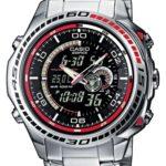 Casio Edifice Herren-Armbanduhr Analog / Digital Quarz EFA-121D-1AVEF B000NG8Y2M