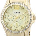 Fossil Damen-Armbanduhr Analog Quarz Edelstahl ES3203 B00EDMGKT6