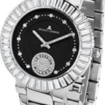 JALE5|#Jacques Lemans Jacques Lemans Damen-Armbanduhr Milano Analog Edelstahl 1-1683D B007IS1QFA