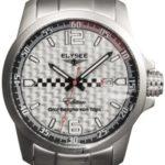 Elysee Herren-Armbanduhr Graf Berghe von Trips 80463S B003KN3EN4
