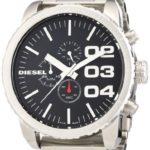 Diesel Herren-Armbanduhr XL Franchise-51 Chronograph Quarz Edelstahl DZ4209 B004ZGVT3C