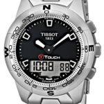 Tissot Herren-Armbanduhr T-TOUCH Analog Automatik T0474201105100 B003TXUFGO