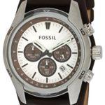 Fossil Herren-Armbanduhr Sport Chronograph Leder braun CH2565 B001SQLI9C