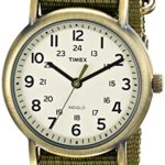 Timex Unisex-Armbanduhr Weekender Slip Through Analog Nylon T2N894 B0085JAL0W
