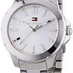 Tommy Hilfiger Watches Damen-Armbanduhr KIMMIE Analog Quarz Edelstahl 1781412 B00JEGJ68S